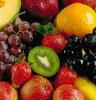 Frutas para agapornis